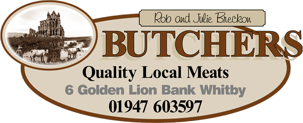 Breckon's Butchers Whitby - Supplier for The Singing Kettle Whitby