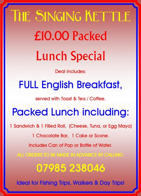 Packed Lunch Special